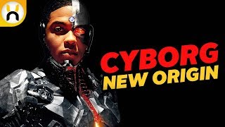 New Cyborg Origin in Justice League Explained