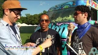 Official Bonnaroo Interview with Ludacris and ItsTheReal | Bonnaroo365