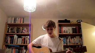 Bruno Mars - Just The Way You Are ( cover Micky Weldon)