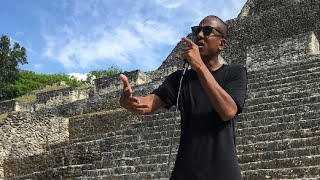 Diddy Brings Out Shyne Perfoms Bad Boy At The Bad Boy Reuion Tour Barclay's Center From Belize!!!