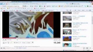 Speed Paint- Thief King Bakura the raptor