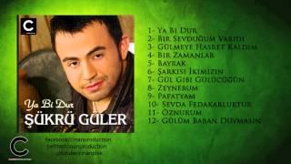 Şükrü Güler - Bir Zamanlar (Official Lyric)  ✔️