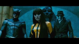 SPECIAL: Watchmen Trailer feat. Coheed and Cambria - Welcome Home