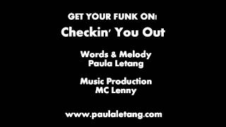 Checking You Out by Paula Letang (Funk Song)