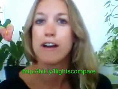 Hot Blond shares her cheap flight tips