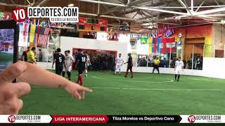 Tilza Morelos vs. Deportivo Cano Final Liga Interamericana