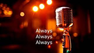 Jack Massic - Always  (Lyrics)