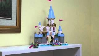 Hannah and Lego, 6yo