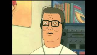 Hank Hill Listens to Can You Quack Like A Duck