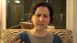 Rachel Bregman - Vision for Women - Every woman has a toilet!