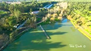 Aerial Footage over Lake | Portugal (DJI Phantom 3)