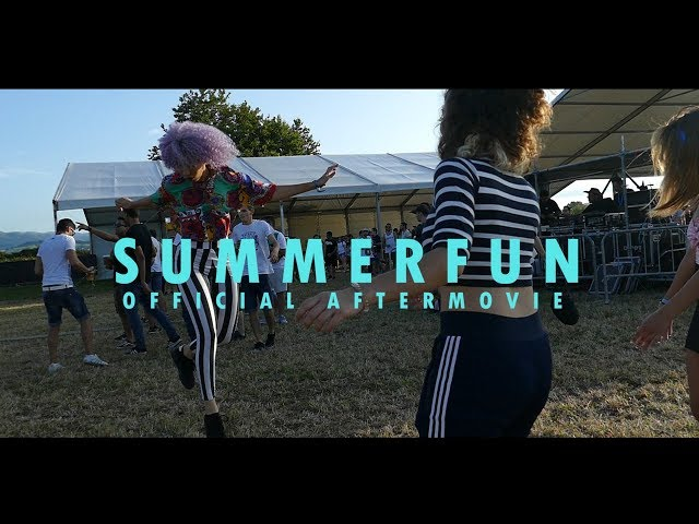 Aftermovie SummerFn Laredo 2017