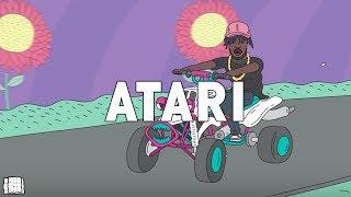 "(FREE) Lil Uzi Vert Type Beat x Luv Is Rage 2 Type Beat ""Atari"" | Bricks On Da Beat"