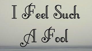 I Feel Such A Fool - demo by Neil Bastian