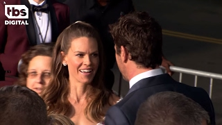 Red Carpet Secrets: Tyler, Ferguson, Butler  | TBS Digital