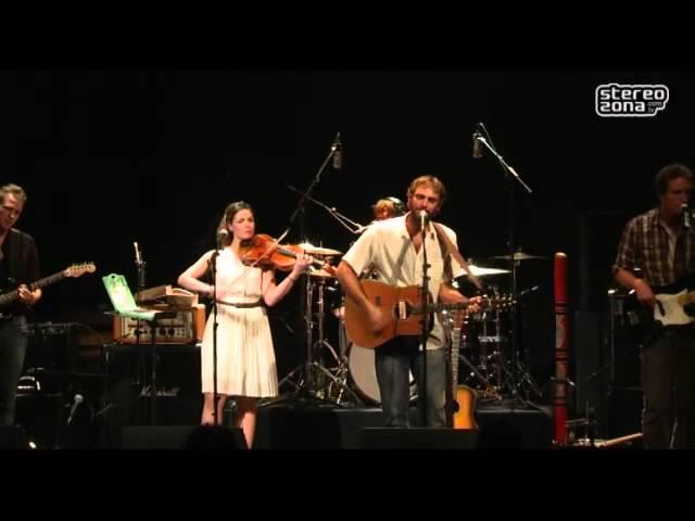 Vídeo de un concierto de Olivemoon en la XXIII Villa de Bilbao.