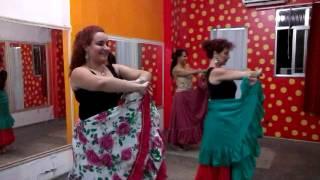 Dança Cigana em Vila Isabel - Estúdio Garcia