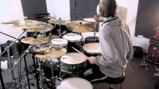 Owl City & Carly Rae Jepsen - Good Time (Drum Cover)