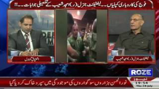 Turkish Army Vs Pakistan Army - Comparison by Amjad Shaoib