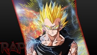 Rap do Vegeta (Dragon Ball Z) | Anime: 06 | Byakuran