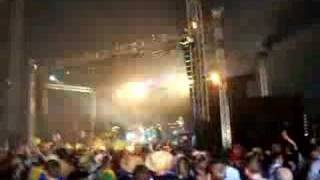 Hadouken - Breathe (Live Prodigy cover) - Rockness 2008