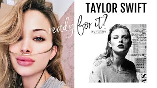 Taylor Swift - …Ready For It? (Cover By Chloe Temtchine)