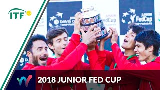 2018 Junior Davis Cup - Final state of play