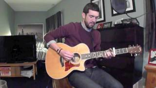 Kings of Leon Pyro Acoustic Cover by Ryan Burns