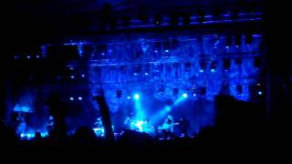 Moby - Natural Blues live (Spirit of Burgas 2011)