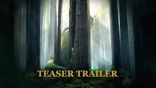 Pete's Dragon Official US Teaser Trailer