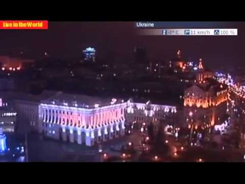 LIVE – KYIV – THE CAPITAL CITY OF UKRAINE