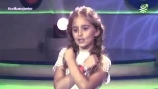 Entrevista Natalia Maguilla- gala 4 juniors copla