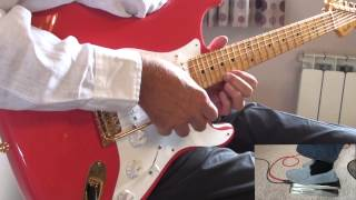 Memory. The Shadows/Hank Marvin cover. Phil McGarrick