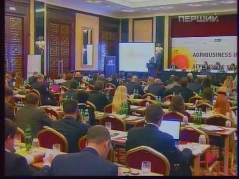 Forum Agribusiness in Ukraine 2012 on Business World
