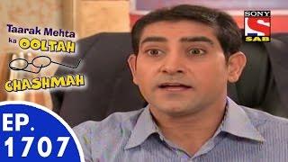 Taarak Mehta Ka Ooltah Chashmah - तारक मेहता - Episode 1707 - 1st July, 2015 width=