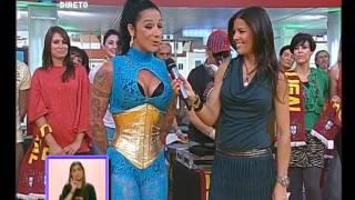 Sonia Araujo Dançar Kuduro Sexy 2012 Rtp1