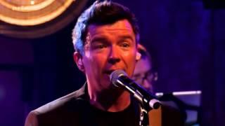 Rick Astley-God Says (Live)