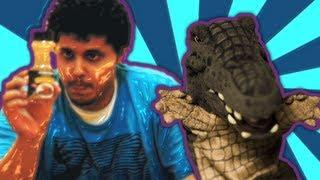 التمساح الحلقة ١١: تحديات قرفيه   Temsa7LY 1