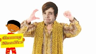 DanTdm Sings PPAP!!!! (Pen -Pineapple- Apple-Pen!)
