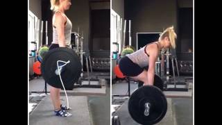 Deadlift Barpath fix with Ursula