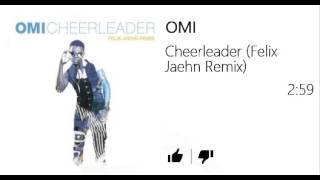 OMI - Cheerleader LYRICS (Felix Jaehn Edit)