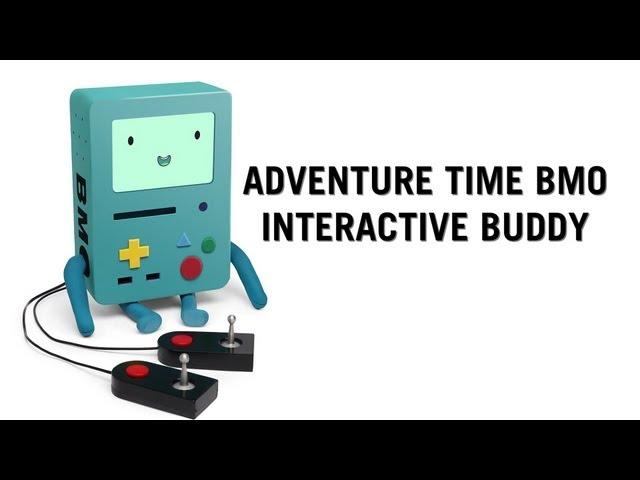 Adventure time bmo interactive buddy thinkgeek malvernweather Choice Image