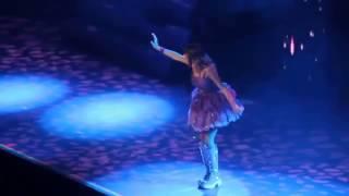 violetta en vivo:Nel mio mondo