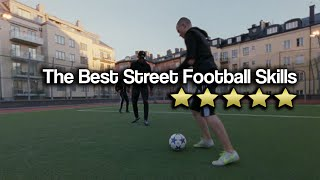 We are SSS Football - The Best Street Football Skills & Tricks