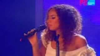 Leona Lewis Bleeding Love @ MTV ASIA 2008