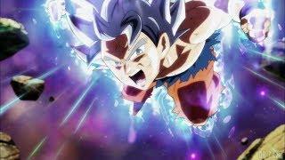 Mastered Ultra Instinct Goku vs Jiren [AMV] Skillet - Invincible