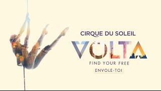 VOLTA - The FIRST Teaser Trailer of the NEW Cirque du Soleil Show