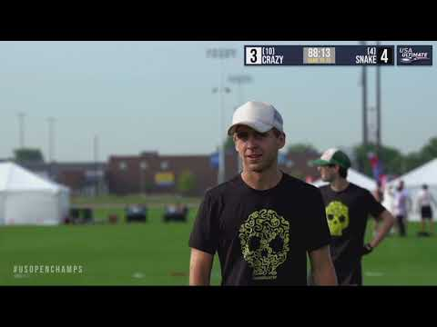 Video Thumbnail: 2019 U.S. Open Club Championships, Mixed Pool Play: Tokyo Crazy vs. Boston Snake Country