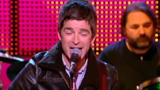 Noel Gallaghers High Flying Birds The Death of You and Me LIVE HD