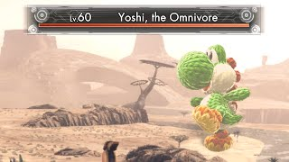 Uncontrollable Yoshi – Yoshi's Woolly World vs Xenoblade Chronicles X mashup
